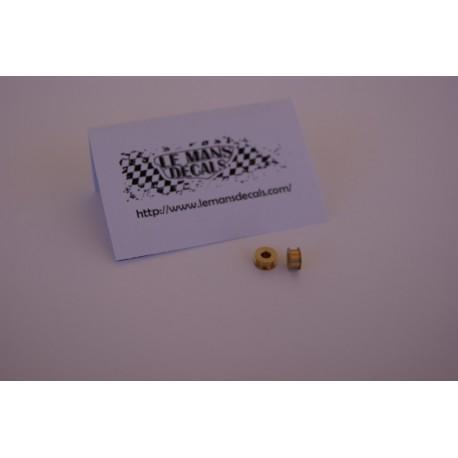 Cojinetes - 2,38mm (x2)