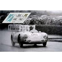 Porsche 550 Coupe - Le Mans 1954 nº39
