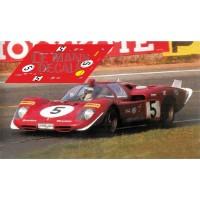 Ferrari 512S - Le Mans 1970 nº5
