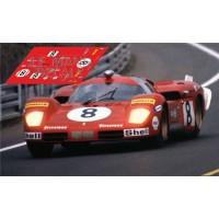 Ferrari 512S - Le Mans 1970 nº8