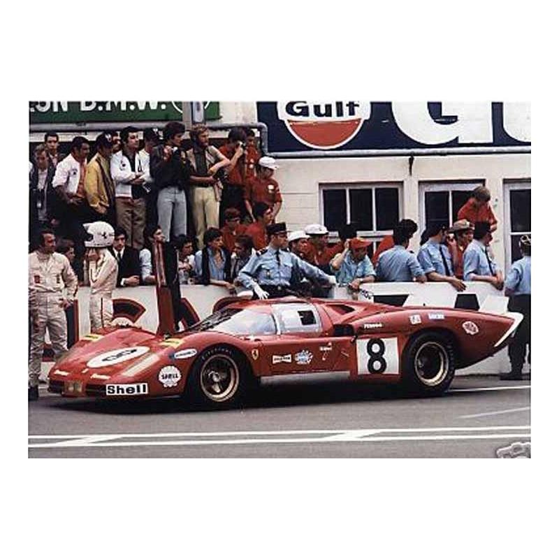 Le Mans 1970 Nº8