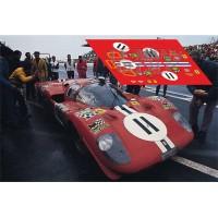 Ferrari 512S - Le Mans 1970 nº11