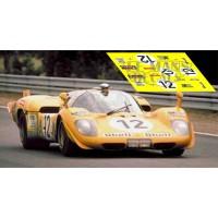 Ferrari 512S - Le Mans 1970 nº12