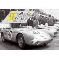 Porsche 550 RS - Le Mans 1954 nº47
