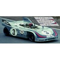 Porsche 908/3 - 1000Km Nurburgring 1971 nº 3
