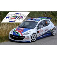 Peugeot 207 S2000 - IRC Targa Florio 2012 nº4