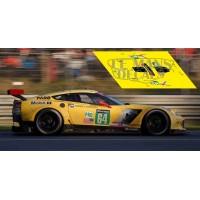Corvette C7R Z06 - Le Mans 2016 nº64