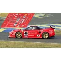 Honda NSX GT1 - Le Mans 1995 nº46