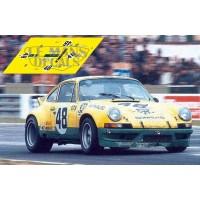 Porsche 911 RS - Le Mans 1973 nº48