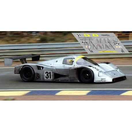 Mercedes Sauber C11 - Le Mans 1991 nº 31