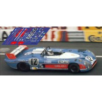 Matra MS670B - Le Mans 1973 nº 12