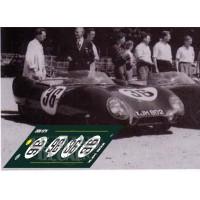 Lotus XI eleven - Le Mans 1956 nº36