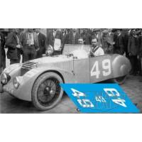 Chenard & Walcker Tank - Le Mans 1925 nº49