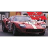 Ford GT40 - Le Mans 1967 nº 18