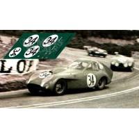 Bristol 450 - Le Mans 1954 nº34