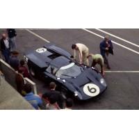 Lola T70 MkIII - Le Mans 1968 nº6