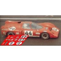 Chevron B16 - Le Mans 1970 nº44