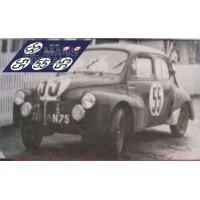 Renault 4-4/4CV - Le Mans 1951 nº55