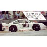Porsche 961 - Le Mans 1986 nº180