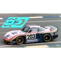 Porsche 961 - Le Mans 1987 nº203