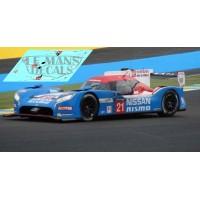 Nissan GT-R LM Nismo - Le Mans 2015 nº21
