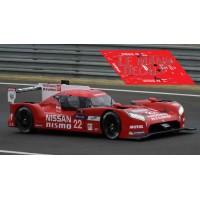 Nissan GT-R LM Nismo - Le Mans 2015 nº22