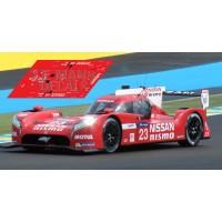 Nissan GT-R LM Nismo - Le Mans 2015 nº23
