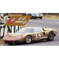 Ford MkII - Le Mans 1966 nº 5