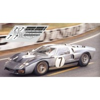 Ford MkII - Le Mans 1966 nº 7