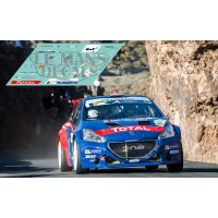Peugeot 208 R5 - Rally ERC Canarias 2017 nº3