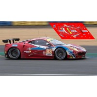Ferrari 458 Italia - Le Mans 2016 nº83
