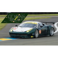 Ferrari 458 Italia - Le Mans 2016 nº55