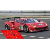 Ferrari 488 GTE - Le Mans 2016 nº82