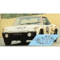 Porsche 914 - Le Mans 1970 nº 40