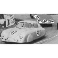 Porsche 356 - Le Mans 1951 nº46