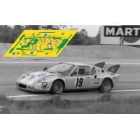 Ligier JS2 - Le Mans 1973 nº19