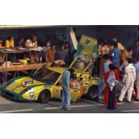 Ligier JS2 - Le Mans 1973 nº62