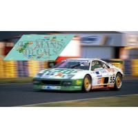 Ferrari 348 GT LM - Le Mans 1994 nº 55