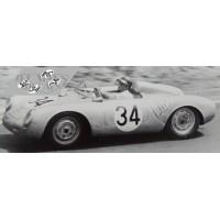 Porsche 550 RS - Le Mans 1957 nº34