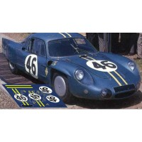 Alpine A210 - Le Mans 1966 nº46