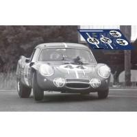 Alpine A210 - Le Mans 1966 nº44
