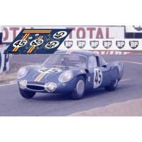 Alpine A210 - Le Mans 1966 nº45