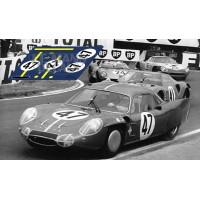 Alpine A210 - Le Mans 1966 nº47