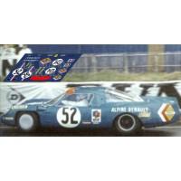Alpine A210 - Le Mans 1968 nº52