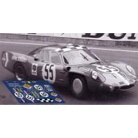Alpine A210 - Le Mans 1968 nº55