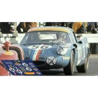 Alpine A210 - Le Mans 1968 nº56
