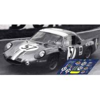 Alpine A210 - Le Mans 1968 nº57