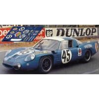Alpine A210 - Le Mans 1969 nº45