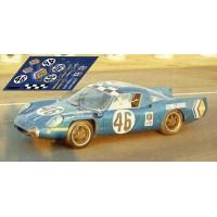 Alpine A210 - Le Mans 1969 nº46