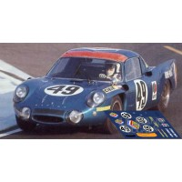 Alpine A210 - Le Mans 1969 nº49
